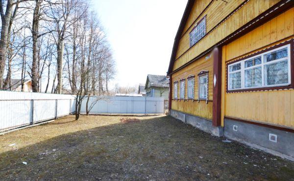 Часть жилого дома в Волоколамске на ул.Светлая